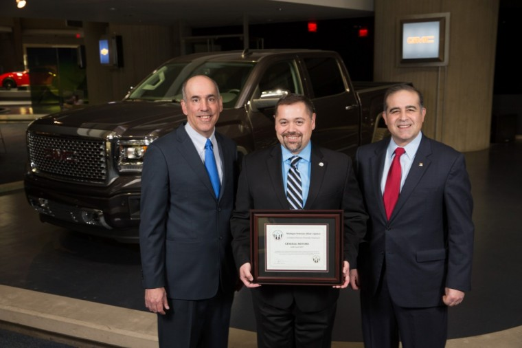 GM wins MVAA Gold-Level Veteran-Friendly Employer Award