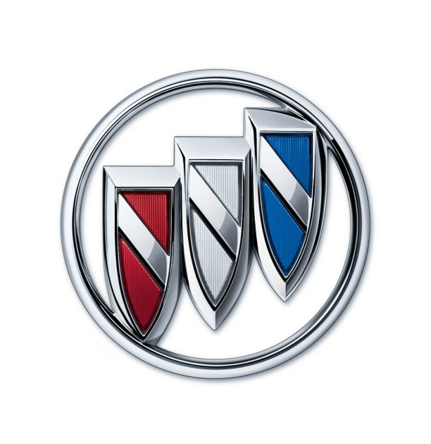 Buick tri-shield badge