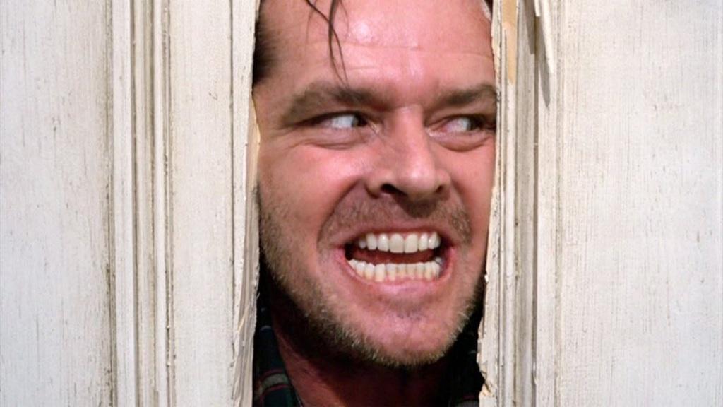 Jack Nicholson in The ...