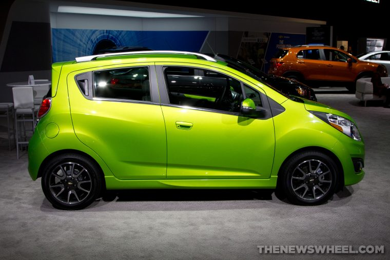 2017 chevrolet spark overview the news wheel. Black Bedroom Furniture Sets. Home Design Ideas