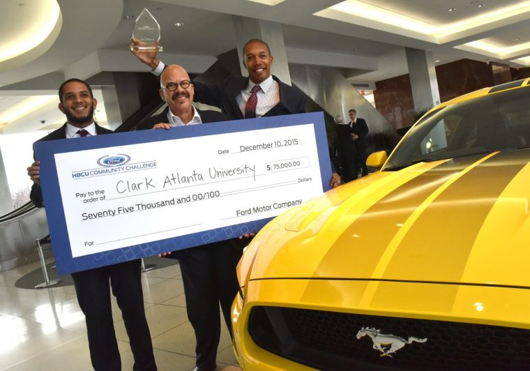 Ford Awards $100,000 in 2015 HBCU Community Challenge