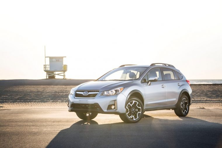 The 2015 Subaru XV Crosstrek was named the Best Subcompact SUV by Cars.com