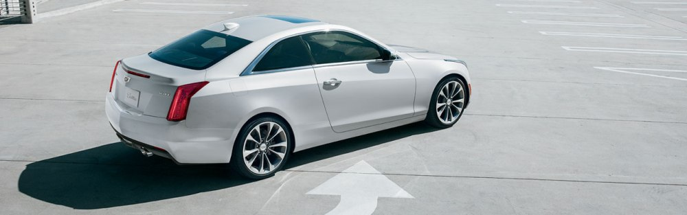 Cadillac Ats Coupe >> 2016 Cadillac ATS Coupe Overview | The News Wheel