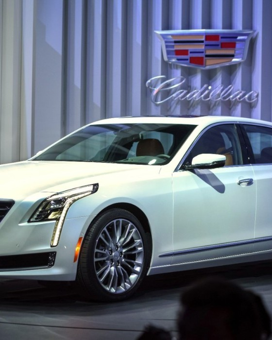 New 2016 Cadillac: 2016 Cadillac CT6 Overview