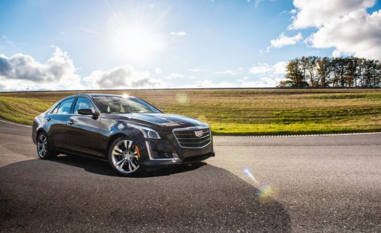 The 2016 Cadillac CTS V-Sport comes with a 3.6-liter V6 Twin Turbo engine rated at 420 horsepower