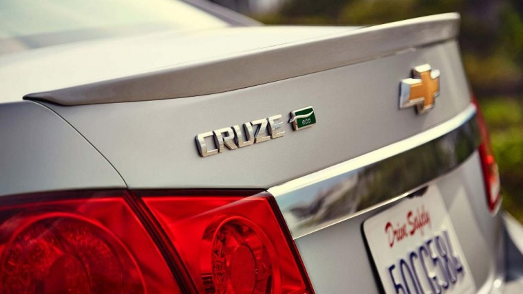 The 2016 Chevrolet Cruze Limited comes standard with a Ecotec 1.8-liter DOHC engine