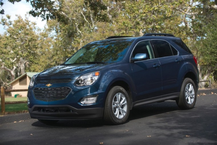 The 2016 Chevrolet Equinox features a plethora of technology