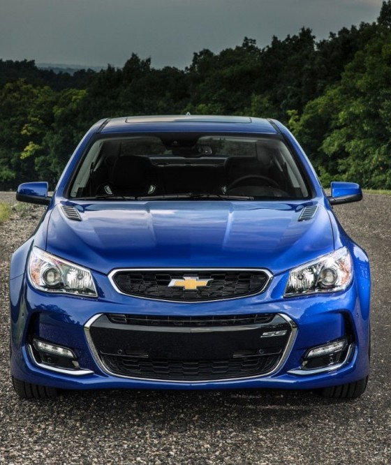 2016 Chevrolet Ss Camshaft: 2016 Chevrolet SS Overview