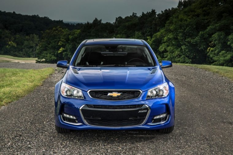 The price tag of the 2016 Chevrolet SS is $46,575