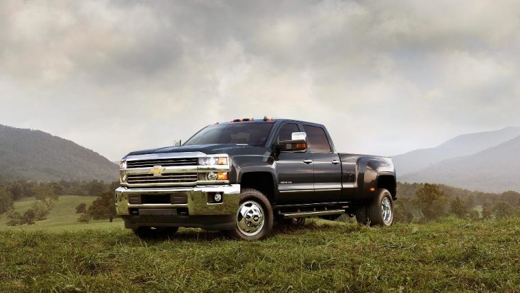 2016 chevrolet silverado 3500hd overview the news wheel. Black Bedroom Furniture Sets. Home Design Ideas