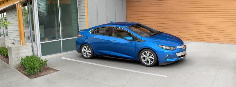 2016 Chevrolet Volt Outdoor