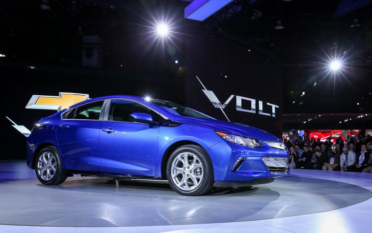 2016 Chevrolet Volt Reveal