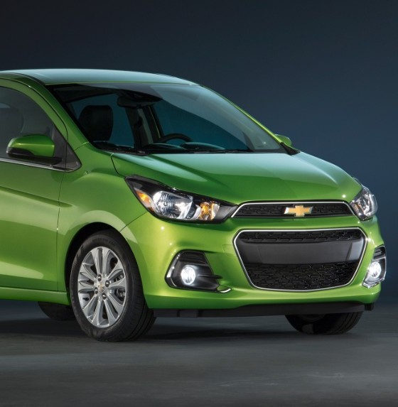 2016 chevy spark goes on sale today the news wheel. Black Bedroom Furniture Sets. Home Design Ideas