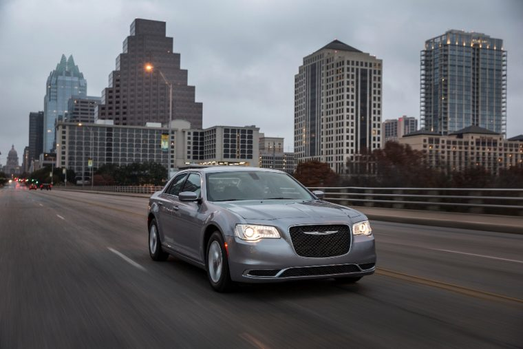 The 2016 Chrysler 300 comes in five different trim levels.