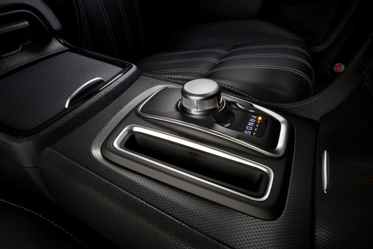 2016 Chrysler 300 Center Console