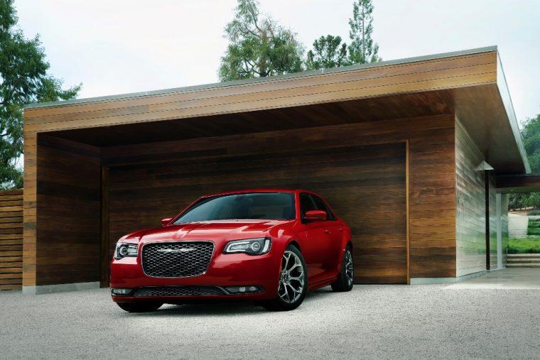 2016 Chrysler 300 Style