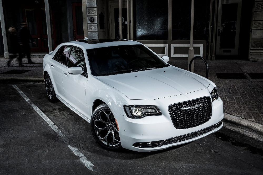 New 300 Chrysler 2016 >> 2016 Chrysler 300 white | The News Wheel