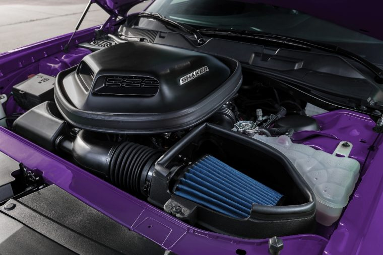 2016 Dodge Challenger RT Engine