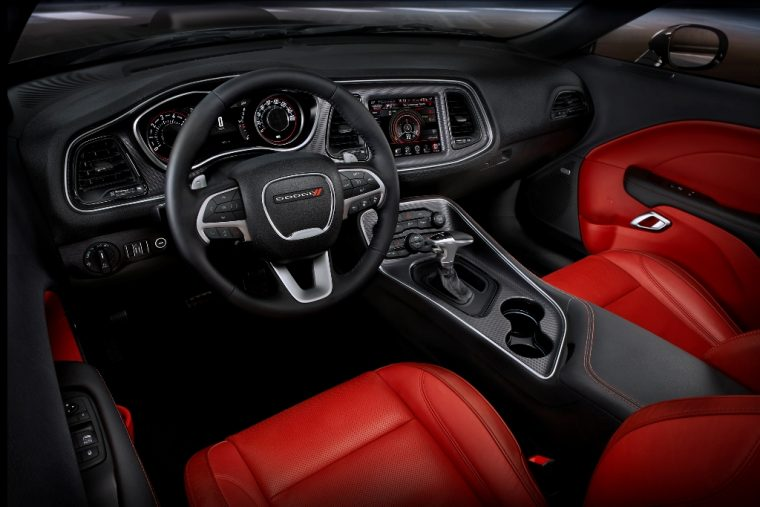 2016 Dodge Challenger Steering Wheel