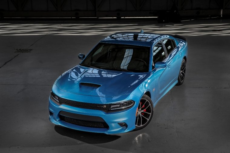 The 2016 Dodge Charger R/T Scat Pack Comes With A 6.4 Liter V8
