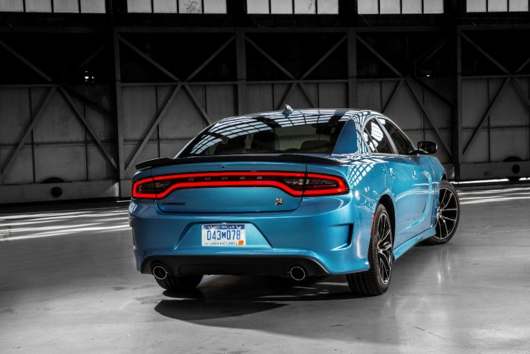 The 2016 Dodge Charger R/T Scat Pack features a starting MSRP of $39,995