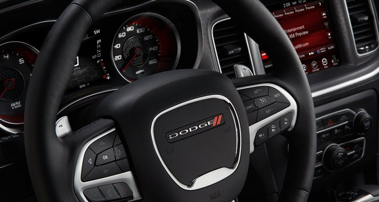 The 2016 Dodge Charger features an electric power steering