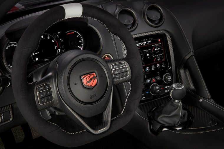 2016 Dodge Viper Steering Wheel