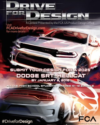 2016 FCA US Drive for Design Contest