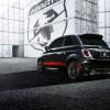 2016 Fiat 500 Abarth exterior (black)