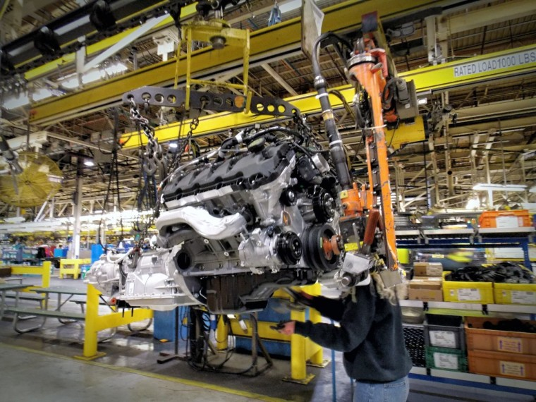 2016 Ford F-150 CNG Production begins