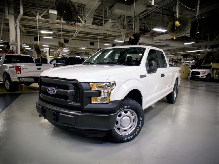 2016 Ford F 150 Cng