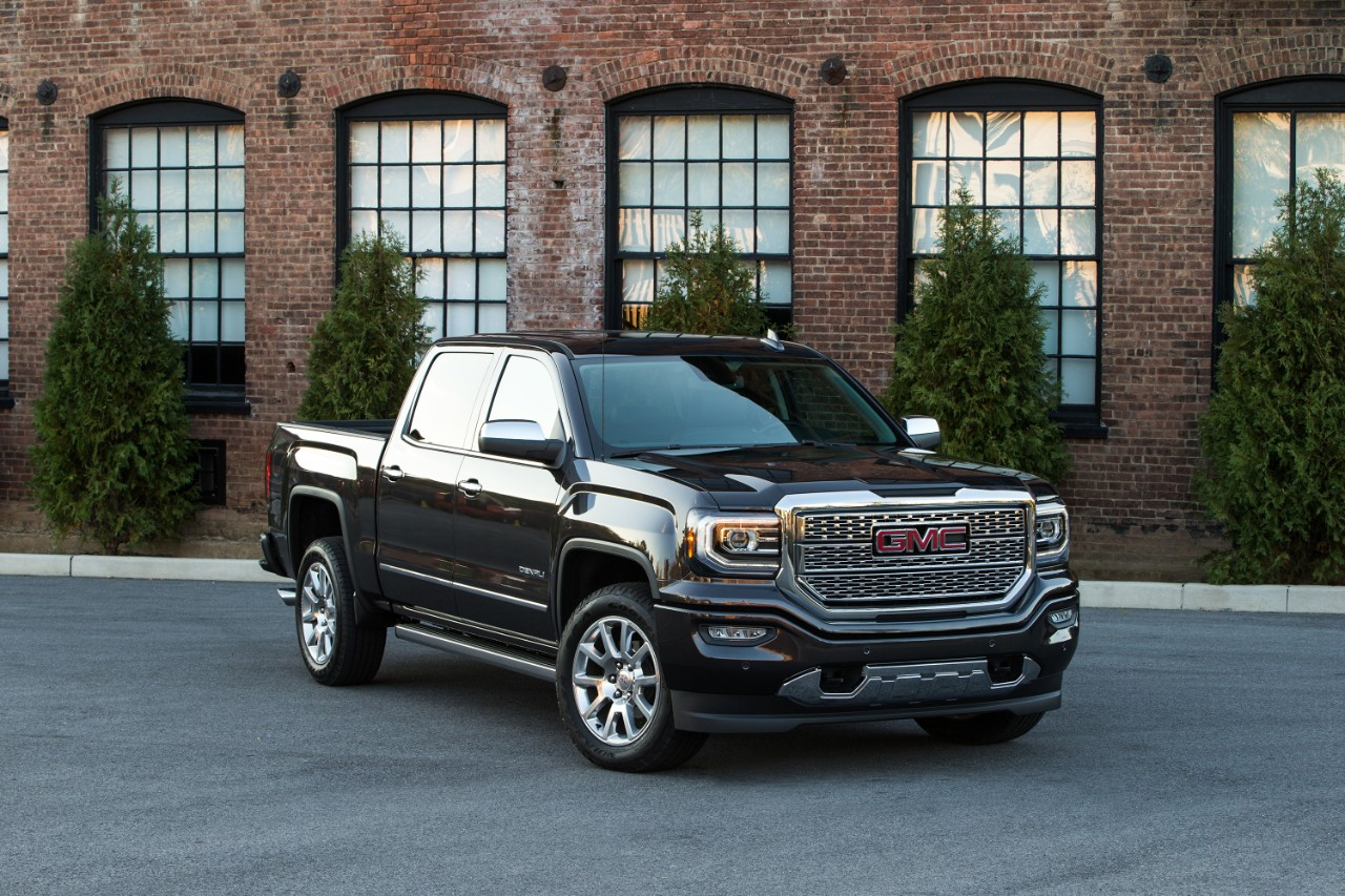 GMC Sierra and Canyon Make KBB Top 10 for Residual Value ...