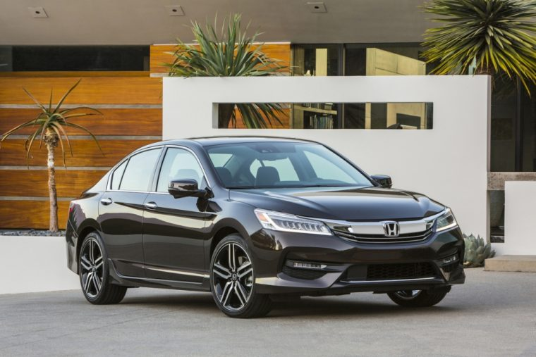The engine of the 2016 Honda Accord is good for 185 horsepower and 181 lb-ft of torque