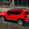 2016 Jeep Renegade Side View