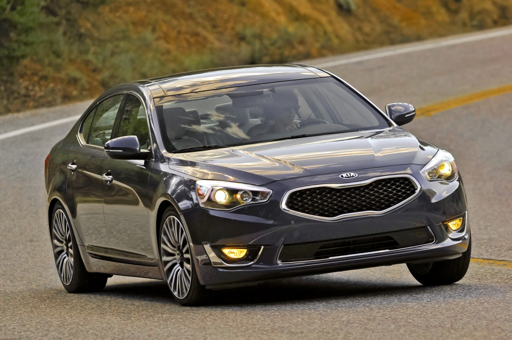 2016 Kia Cadenza Overview The News Wheel