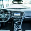 2016 Kia Optima Hybrid Dashboard