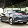 2016 Kia Optima Hybrid Side View
