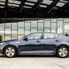 2016 Kia Optima Hybrid Silhouette