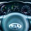 2016 Kia Optima Hybrid Speedometer Display