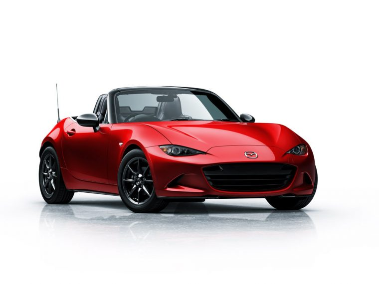 The 2016 Mazda MX-5 earned a nomination for Motor Authority's annual Best Car to Buy award