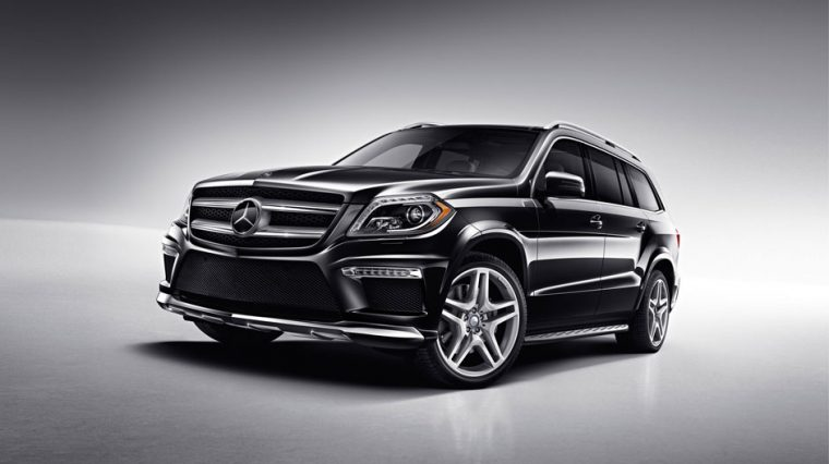The 2016 Mercedes-Benz GL-Class comes standard with 19-inch twin 5-spoke wheels