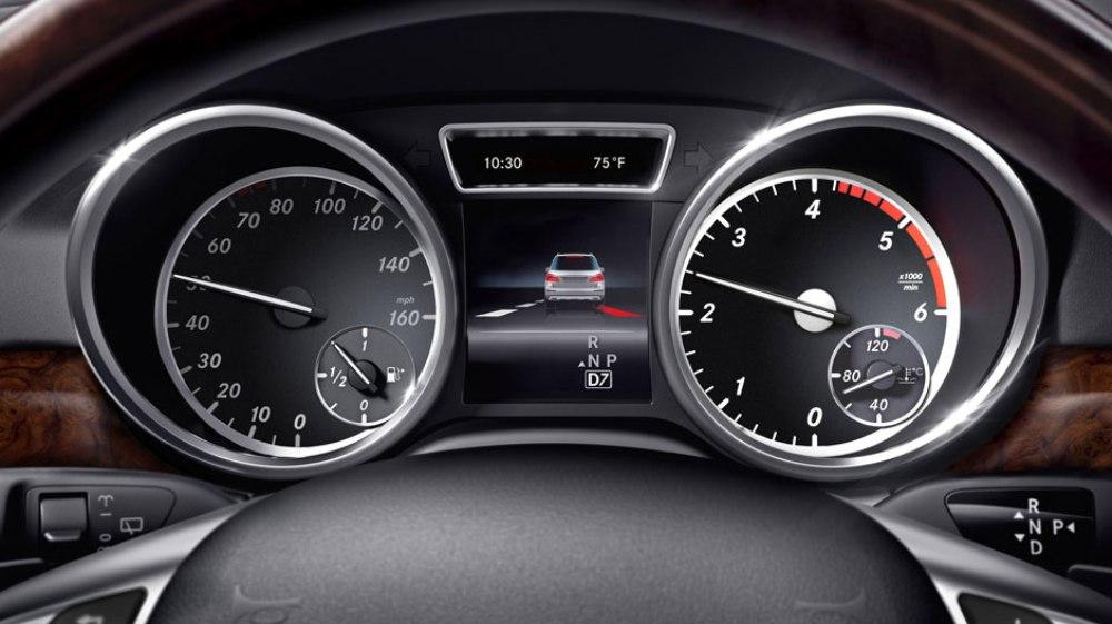 2016 mercedes benz gl class odometer the news wheel for 2016 mercedes benz gl class