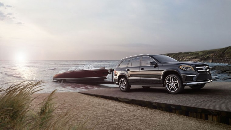 There aren't too many vehicles like the 2016 Mercedes-Benz GL-Class