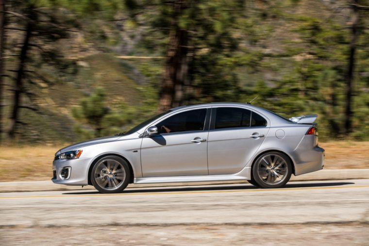 2016 Mitsubishi Lancer Silhouette 760x507 2016 mitsubishi lancer overview the news wheel 2017 Lancer at reclaimingppi.co
