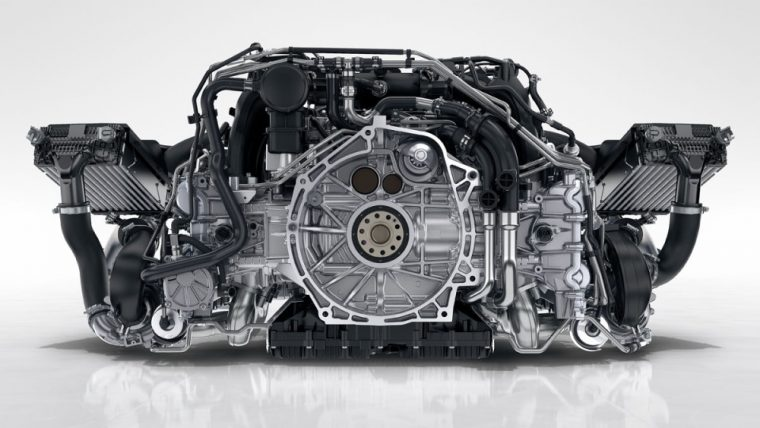 The 2016 comes with a number of different engine options