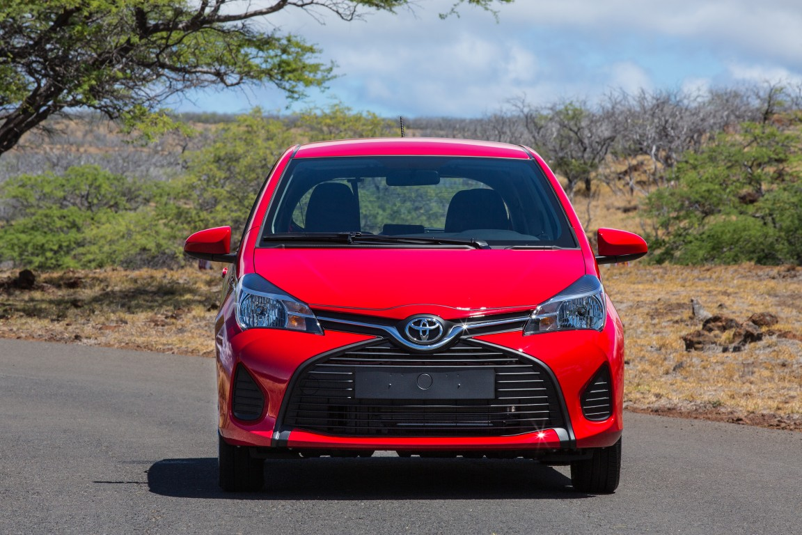2016 toyota yaris overview the news wheel. Black Bedroom Furniture Sets. Home Design Ideas