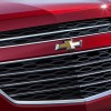 A distinct front fascia is equipped on the front of the 2016 Chevy Equinox