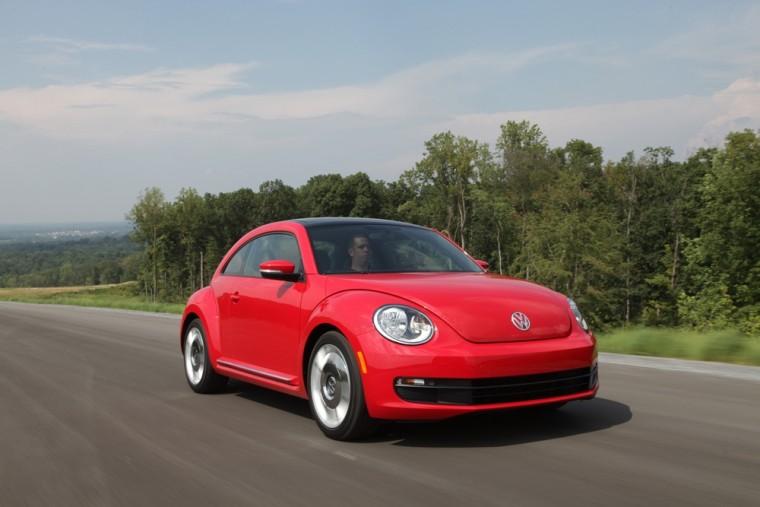 2016 VW Beetle