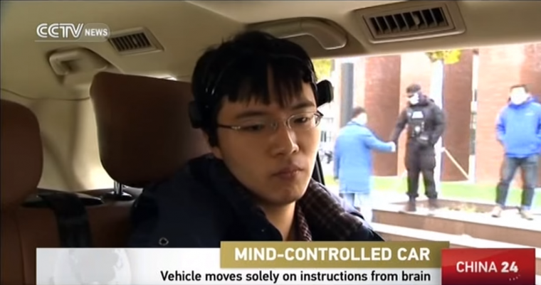 Brain-Controlled Car