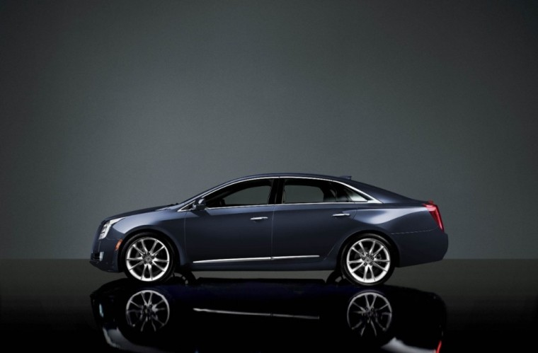 The 2016 Cadillac XTS Vsport models feature a twin turbo 3.6-liter V6 engine good for 410 horsepower